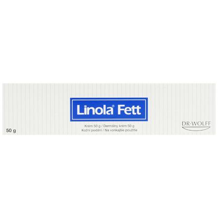 LINOLA-FETT DRM CRM 1X50G