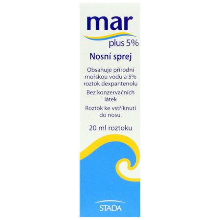 Mar Plus nosní sprej 20ml