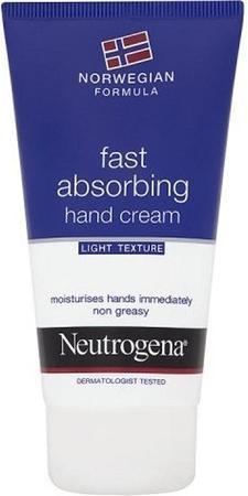 Neutrogena krém na ruce rychle se vstřebávající 75ml