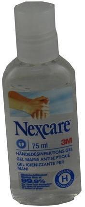 3M Nexcare Desinfekční gel na ruce 75ml