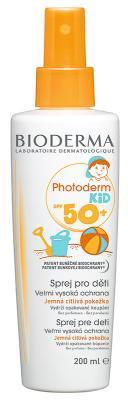 BIODERMA Photoderm KID sprej SPF50+ 200ml VÝPRODEJ exp.01/21 posl.3ks