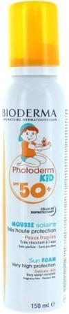 BIODERMA Photoderm KID Opalovací pěna SPF50+ 150ml