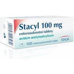 STACYL 100 MG ENTEROSOLVENTNÍ TABLETY POR TBL ENT 100X100MG