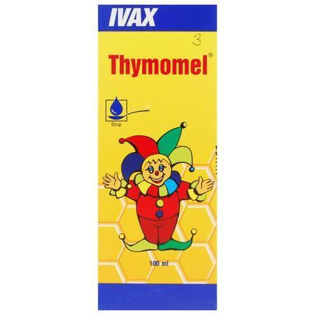 THYMOMEL POR SIR 1X100ML
