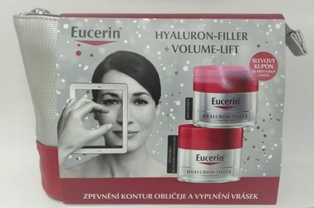 EUCERIN HYALURON FILLER+VOLUME-LIFT vánoční kazeta2019